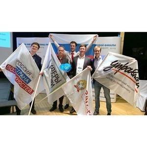 Три выпускника вуза победили в Global Management Challenge