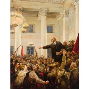 Ленин вернулся в Горки