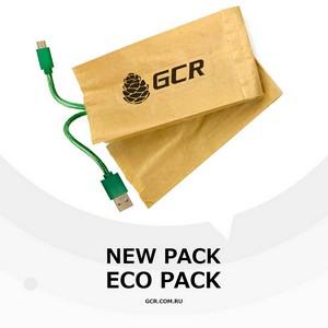 Greenconnect Россия (GCR) переходит на экологическую упаковку