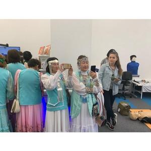 Делегации из Республики Саха и Московской области познакомились с современным оборудованием для школ
