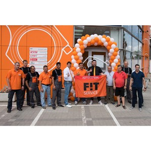 Бизнес на доверии: отец и сын открыли первую станцию FIT Service в Новороссийске