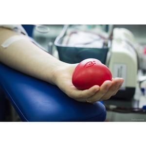 """""""Пассажиравтотранс"""" разместил в общественном транспорте видеоролики о донорстве крови"""