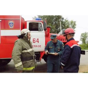 Энергетики «Россети Центр и Приволжье Тулэнерго» приняли участие в противопожарных учениях