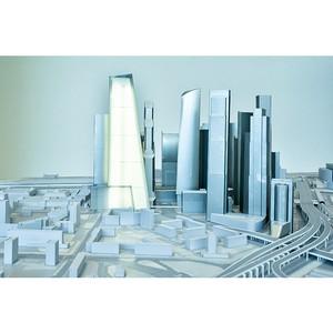 В Москве началась подготовка строительства самой высокой в Европе жилой башни