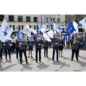 Стартовал 10 юбилейный сезон студенческих строительных отрядов ПАО «ФСК ЕЭС»