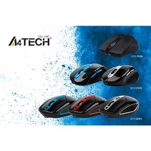 A4Tech представила беспроводные компьютерные мыши в новом дизайне