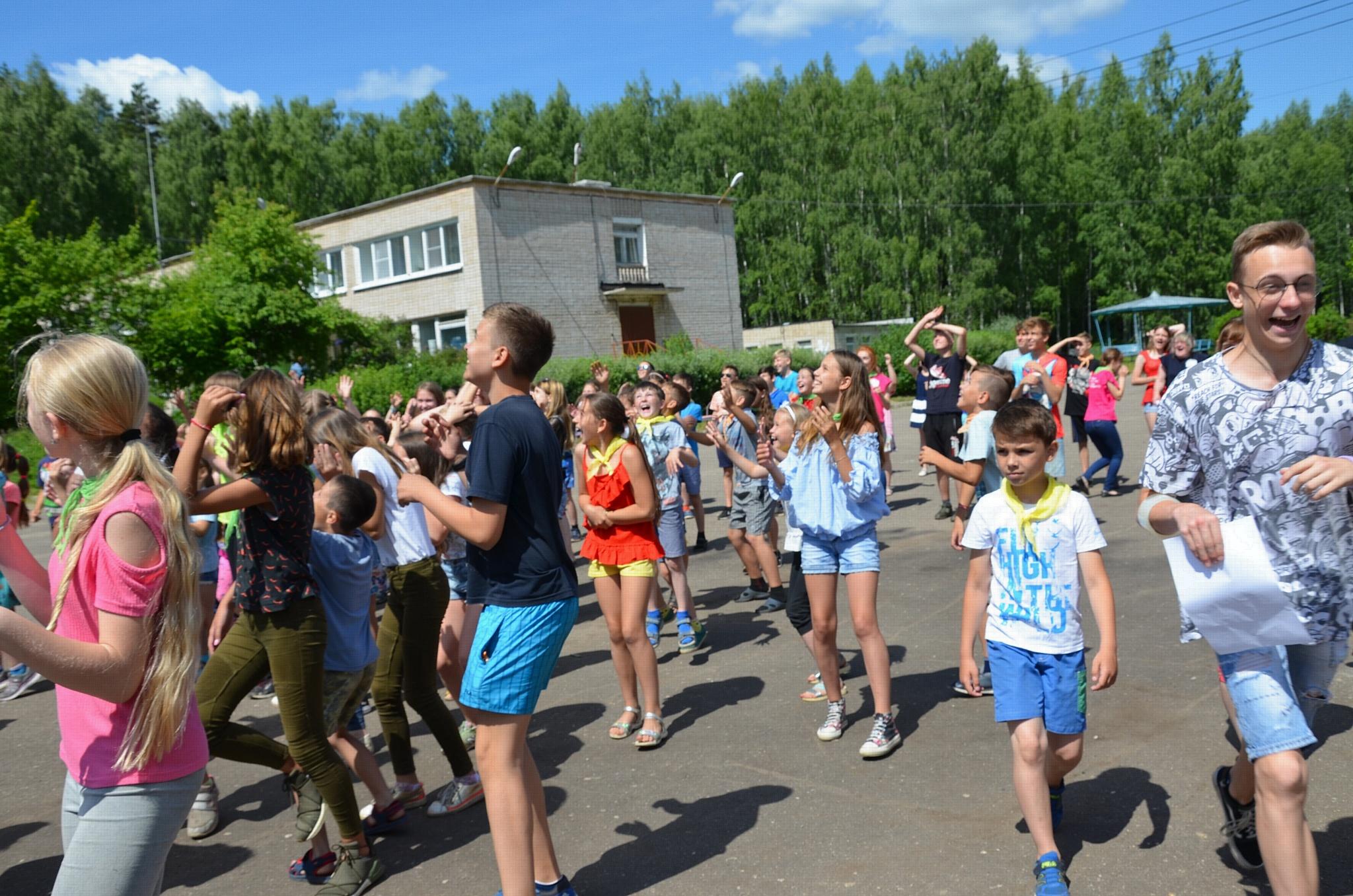 75 детей сотрудников филиала Костромаэнерго отдохнут по льготным путевкам