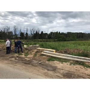 Московские активисты ОНФ добились устранения экологических нарушений на территории Марьинского ручья