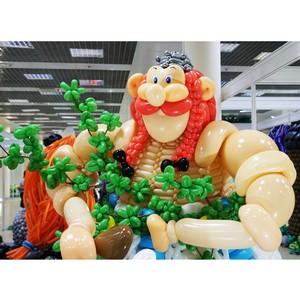 ХХ московский международный фестиваль воздушных шаров