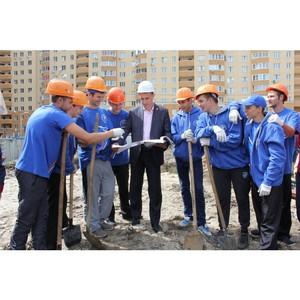 В Воронежэнерго стартовал сезон студенческих строительных отрядов