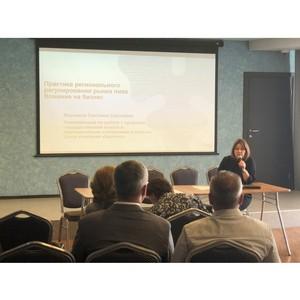 В Ярославле «Балтика» обсудила проблемы регулирования отрасли с бизнес-омбудсменами регионов России