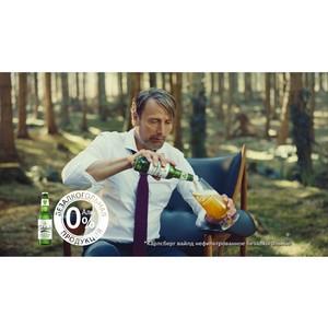 Мадс Миккельсен снялся в рекламном ролике Carlsberg Wild Unfiltered Non-alcoholic
