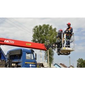 В Тамбовэнерго за пять месяцев отремонтировали порядка 142 километров воздушных ЛЭП