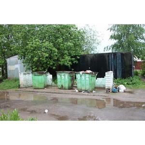 ОНФ в Коми обратился к властям и регоператору с просьбой решить проблему сбора мусора в с. Богородск