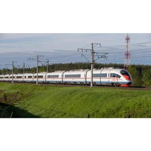Москву, Петербург и Минск могут связать скоростной железной дорогой