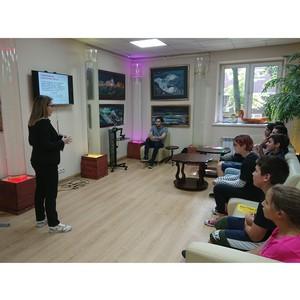 Активисты ОНФ в Москве провели мастер-класс по математике в Бабушкинском парке