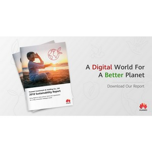 Отчет Huawei об устойчивом развитии за 2018 год