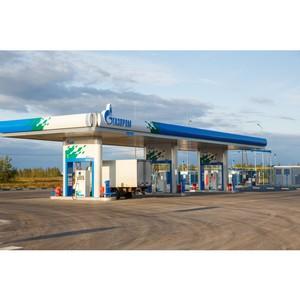 В Удмуртии расширилась сеть АГНКС «Газпром»