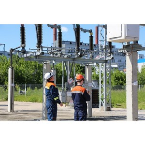 Внедрены новые методы контроля за состоянием оборудования подстанций Санкт-Петербурга и области