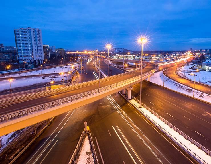 «Умные» технологии освещения БЛ Групп  повышают безопасность дорожного движения