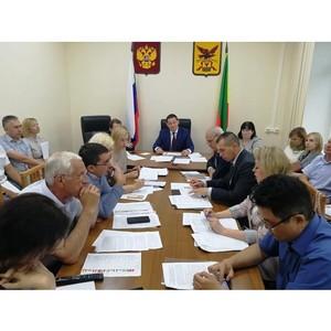 Виктория Бессонова приняла участие в заседании по улучшению инвестиционного климата в регионе