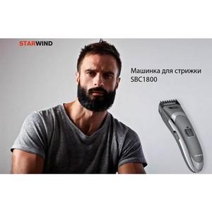 Starwind представляет новые модели машинок для стрижки серии SBC