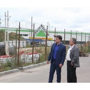 Ивэнерго ведет технологическое присоединение торгового комплекса «Леруа Мерлен»