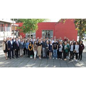 14 студентов УрФУ стали участниками летней школы в Дортмунде