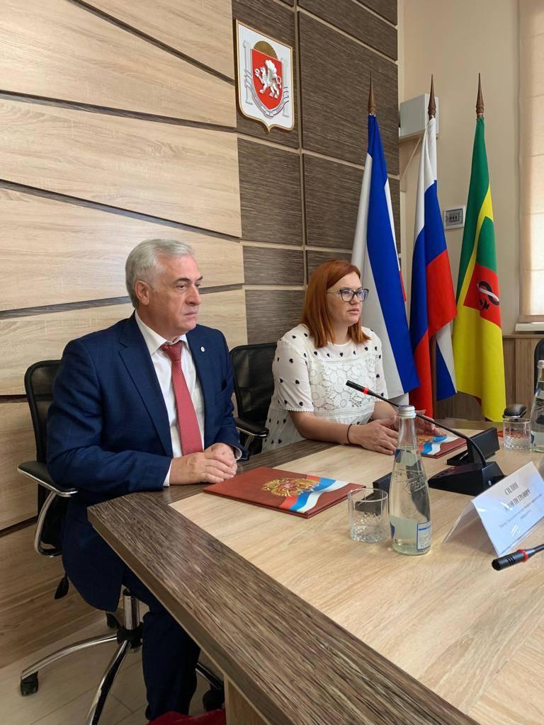 УРГЭУ в Евпатории: перспективы развития