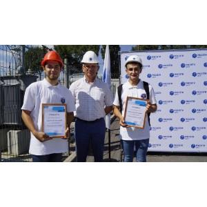 Липецкие студенты-энергетики завершили трудовой семестр