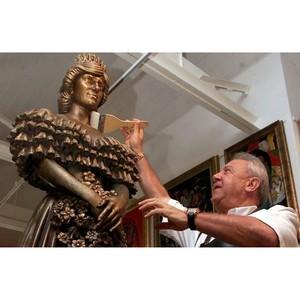 Персональная выставка Зураба Церетели пройдет в Кирове