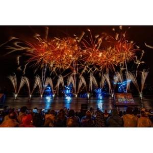 Россия победила на Международном фестивале фейерверков «Ростех»