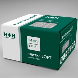 Компания H+H запустила производство интерьерной плитки из газобетона