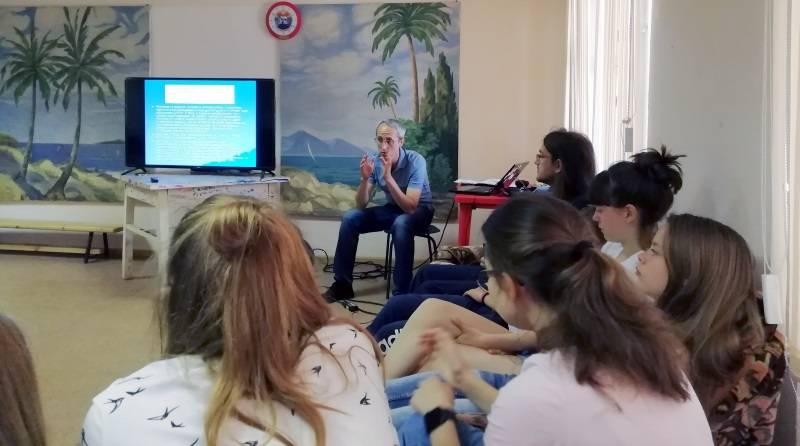 Активисты ОНФ в Мордовии провели в детском лагере три образовательных мини-форума