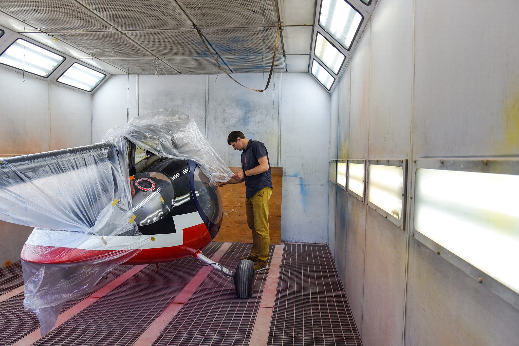 Первый российский водородный самолет представят на МАКС-2019
