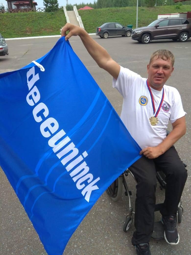 Deceuninck поддерживает российских пара-спортсменов