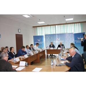 ОНФ в Коми просит правительство обустроить пункты независимого весогабаритного контроля