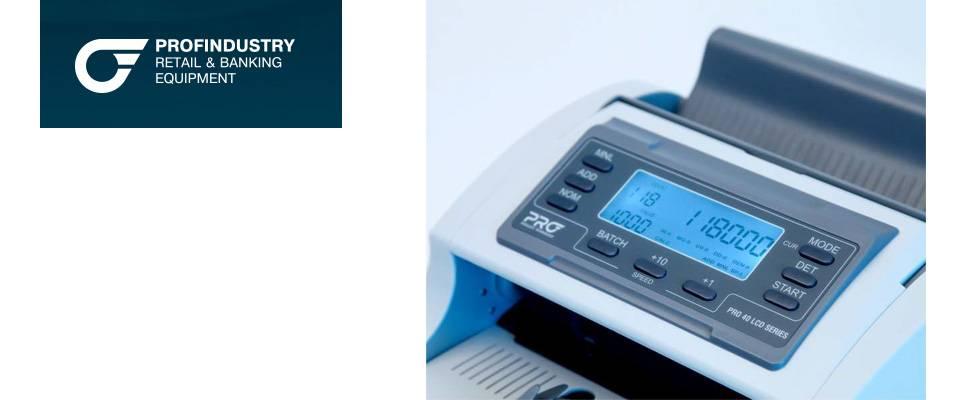 Merlion - официальный дистрибьютор банковского и кассового оборудования Profindustry