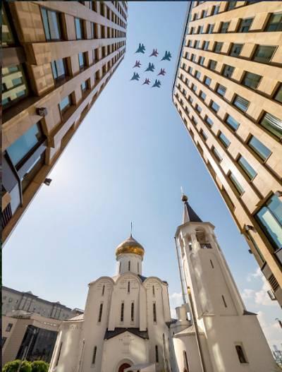 Стали известны Интернет-победители фотоконкурса «Планета Москва»