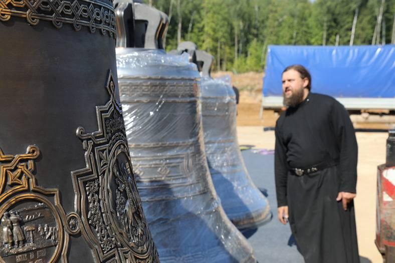 Специалисты ВСК Минобороны России услышали «голос» Храма Победы