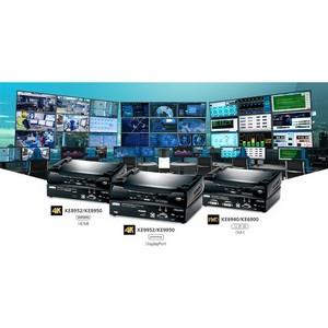 Новинки июля от Aten: 4K DisplayPort KVM over IP Extender KE9952 / KE9950