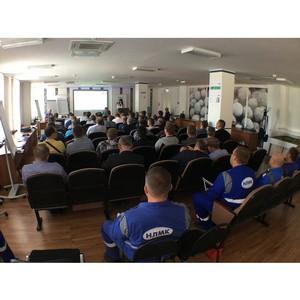 Специалисты-ремонтники предприятий России изучили опыт Стойленского ГОКа