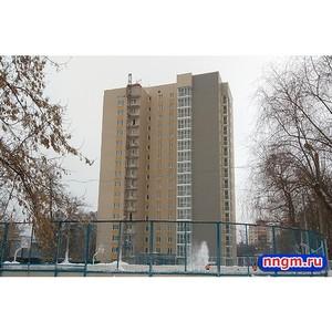 Дом для переселенцев в Нагатинском затоне на юге Москвы сдадут в конце 2019 года