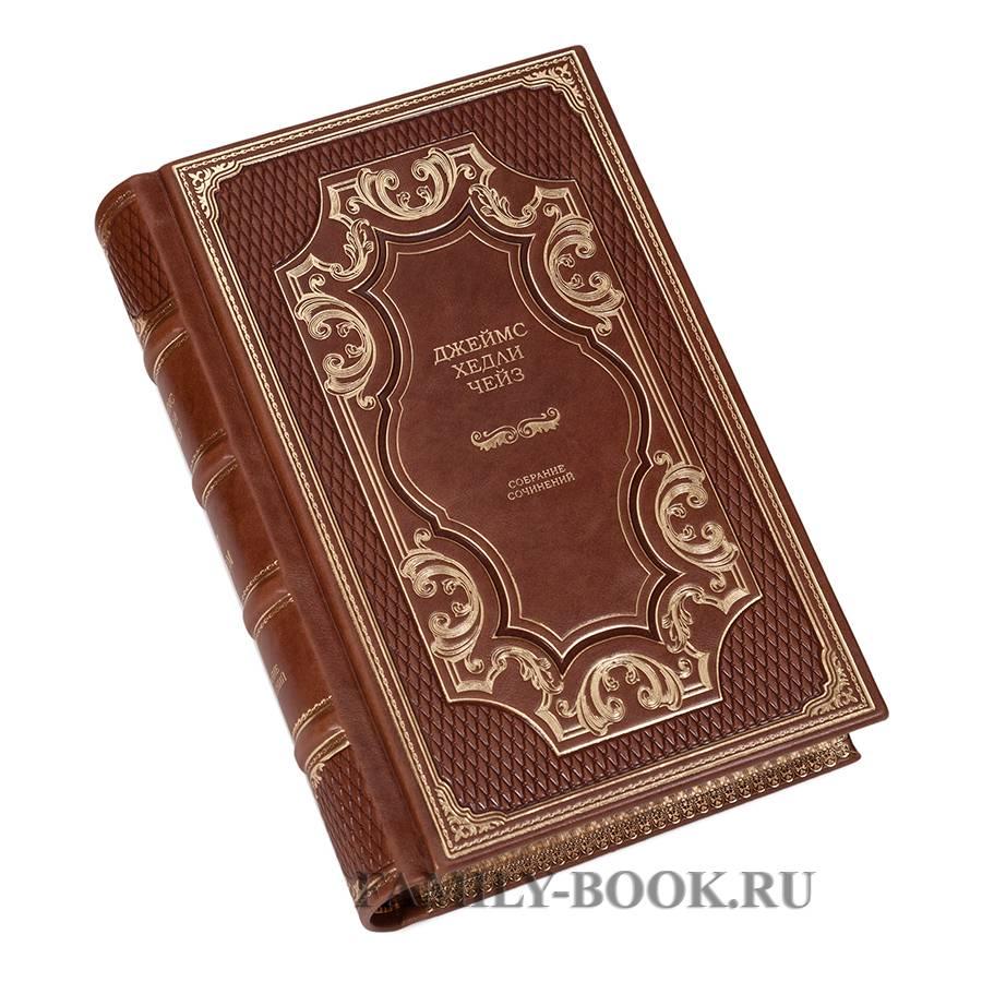 Кожаный переплет книг на заказ