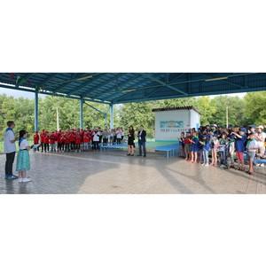 Стойленский ГОК подвел итоги летнего отдыха детей работников