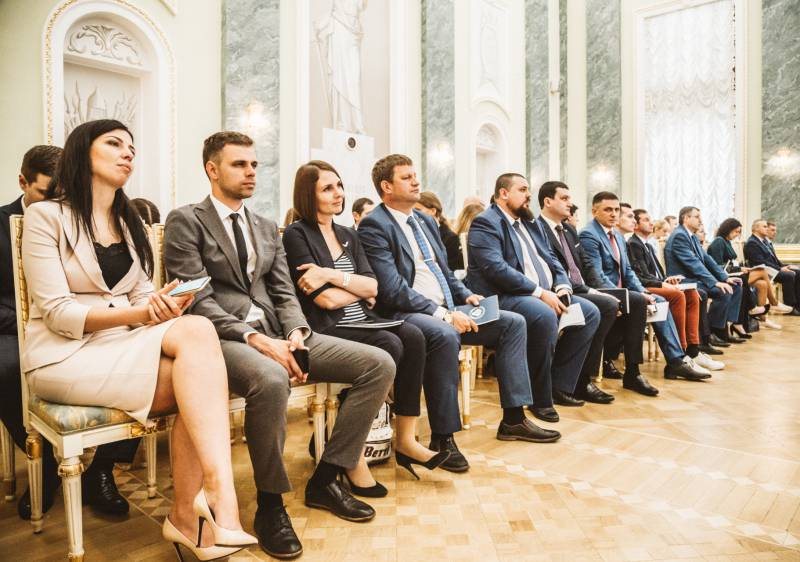 Генпрокуратура РФ наградила активистов и экспертов проекта ОНФ «За честные закупки»