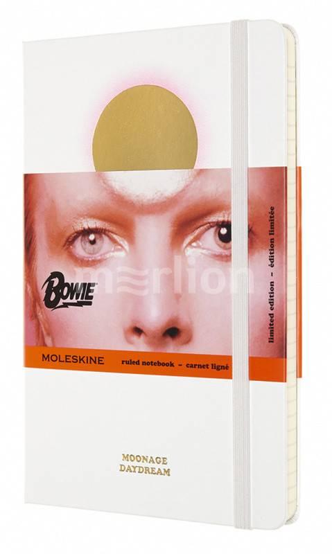 Наследие легенды: новые блокноты Moleskine David Bowie