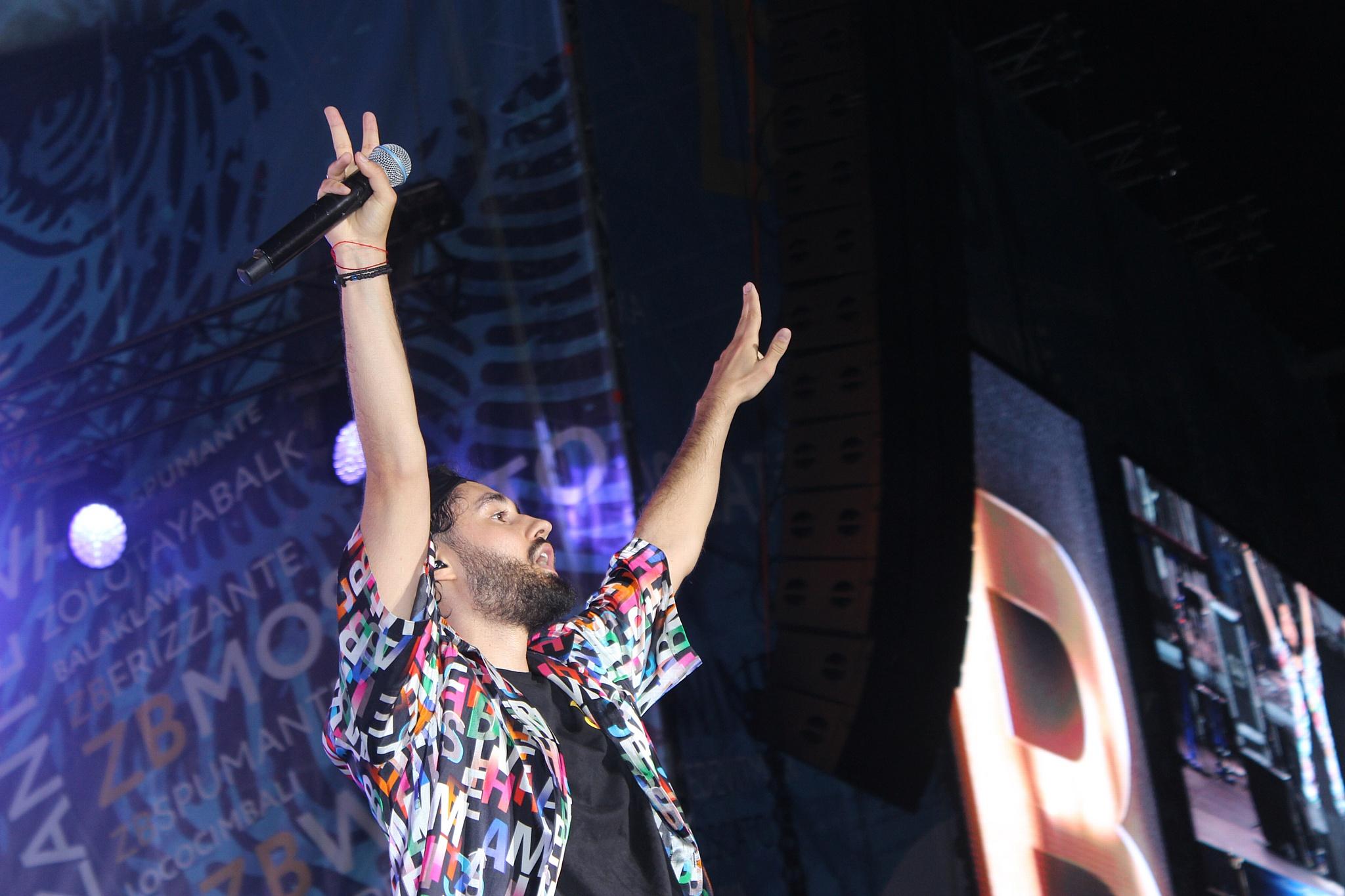 Фестиваль ZBFest 2019: звезды российской эстрады и 30 тысяч зрителей зажгли крымскую ночь