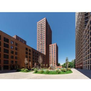 Микрорайон «Домашний» вошел в Топ-10 столичных комплексов с развитой инфраструктурой
