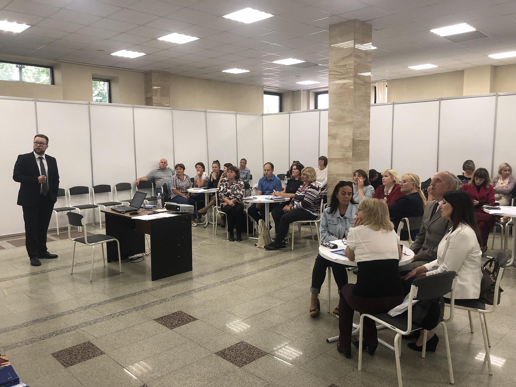 «Русское слово» поделилось образовательными приёмами на форуме в Вологде